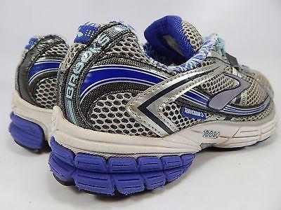 Brooks Ravenna 3 Women's Running Shoes Sz US 7.5 M (B) EU 38.5 Gray 1201071B594
