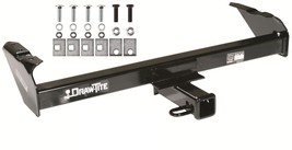 "1967-1980 DODGE PICKUP D100 200 300 TRAILER HITCH 2"" TOW RECEIVER DRAWTI... - $162.31"