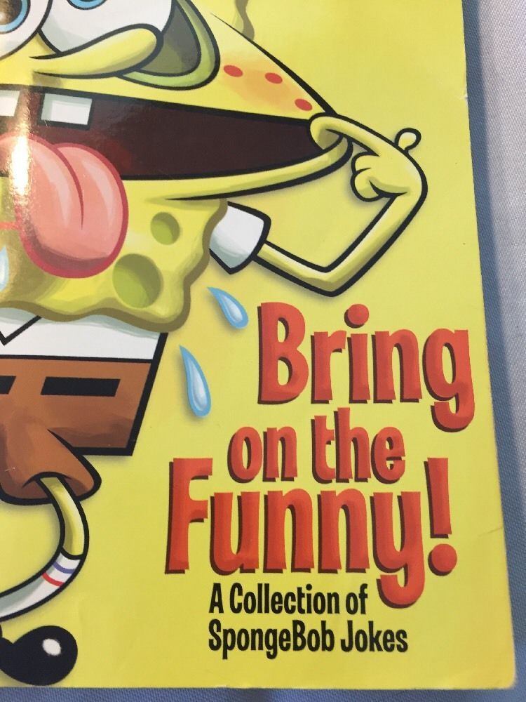Bring On The Funny! A Collection Of SpongeBob Jokes
