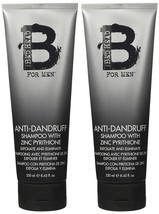 Tigi Bed Head Men Anti Dandruff Shampoo, 8.45-ounce (2 Pack)  - $49.49
