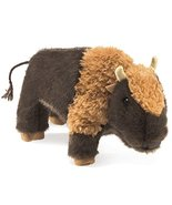 Folkmanis 3108 Small Bison Hand Puppet - $19.79