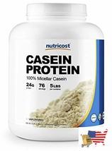 Nutricost Casein Protein Powder 5lb - Micellar Casein, Non-GMO, Gluten Free (Unf - $89.86