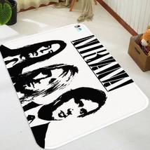 3D Nirvana Band 047 Non Slip Rug Mat Room Mat Quality Elegant Photo Carpet AU - $65.41+