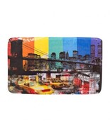 BROOKLYN BRIDGE FLOOR MAT - $19.00