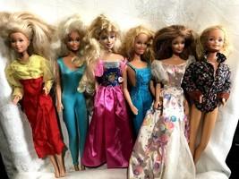 Mattel Doll Lot 1990s Barbie Fashion Friends Generation Girl - $39.99