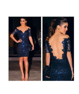 Hot Sale Women Sexy Dress  Formal Party Cocktail Long Dress Prom Gown - $16.89