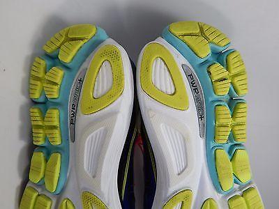 Saucony Triumph ISO Women's Running Shoes Sz US 9 M (B) EU 40.5 Purple S10262-1