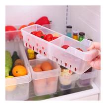 Rectangular removable storage box classification refrigerator drawers fi... - €18,68 EUR