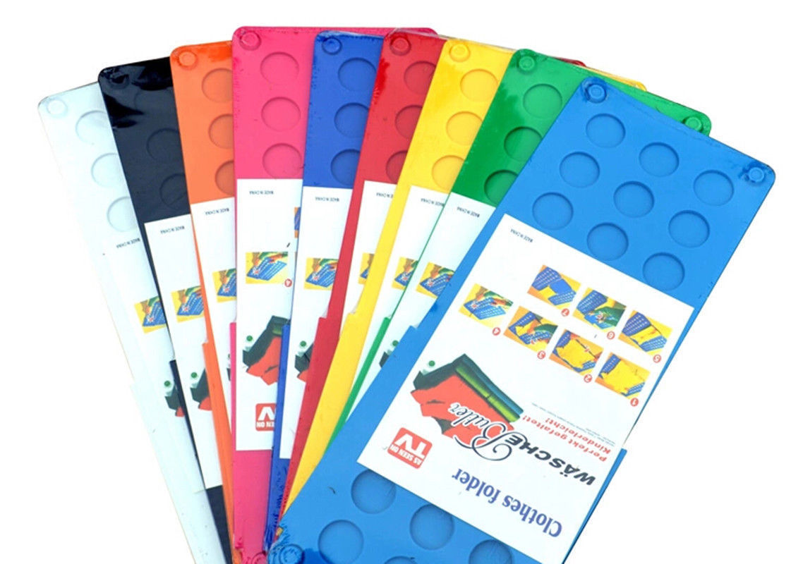 Kds Children  Magic Fast Folder Clothes Folding Board Organizer Random Color - $13.09