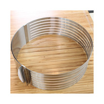 Wholesale adjustable circular layered mousse ring 24-30CM retractable te... - €13,57 EUR
