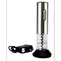 Electric Automatic Chargable Red Wine Corkscrew Bottle Opener Foil Cutte... - €31,45 EUR