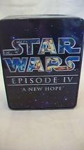 Star Wars Episode IV A New Hope Metal Tin or Lu... - $29.69