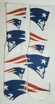 Custom New England Patriots Pride dry Fit socks football NFL afc  - $13.99