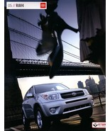 2005 Toyota RAV4 sales brochure catalog 05 US RAV 4 - $6.00