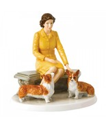 Royal Doulton Her Majesty At Home HN 5807 Limited Edition of 2000 New - $321.75