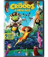 The Croods A New Age DVD BRAND NEW SHIPS VIA EXPEDITED SHIPPING - $21.77
