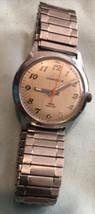 Vintage Caravelle N6 Manual-wind Men's Watch White Tip Hands - $154.79