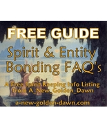 FREE GUIDE! Spirit & Entity Bonding FAQs Dragon... - $0.00