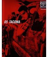 2005 Toyota TACOMA sales brochure catalog 05 X Pre Runner - $6.00