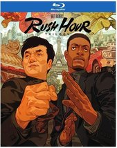 Rush Hour Trilogy [Blu-ray]