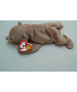 Ty Original Cubbie The Bear Beanie Baby HandTag 1993TushTag1993 PVCRetired - $1,178.09