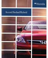 2006 Honda ACCORD SEDAN sales brochure catalog 06 US HYBRID - $6.00