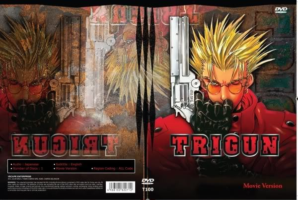 Trigun Movie (1 Disc)