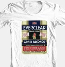 Everclear Grain Alcohol T-shirt retro vintage 100% cotton graphic printed tee image 1
