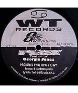 Plux Featuring Georgia Jones / Over & Over / Fantasy [Vinyl] Plux Featur... - $4.50