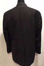Tommy Hilfiger 3 Button 100% Wool Sports Coat Jacket Blazer Men's 40R W:33 image 2