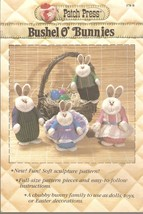 Bushel O' Bunnies Bunny Rabbit Doll Sewing Patt... - $4.00