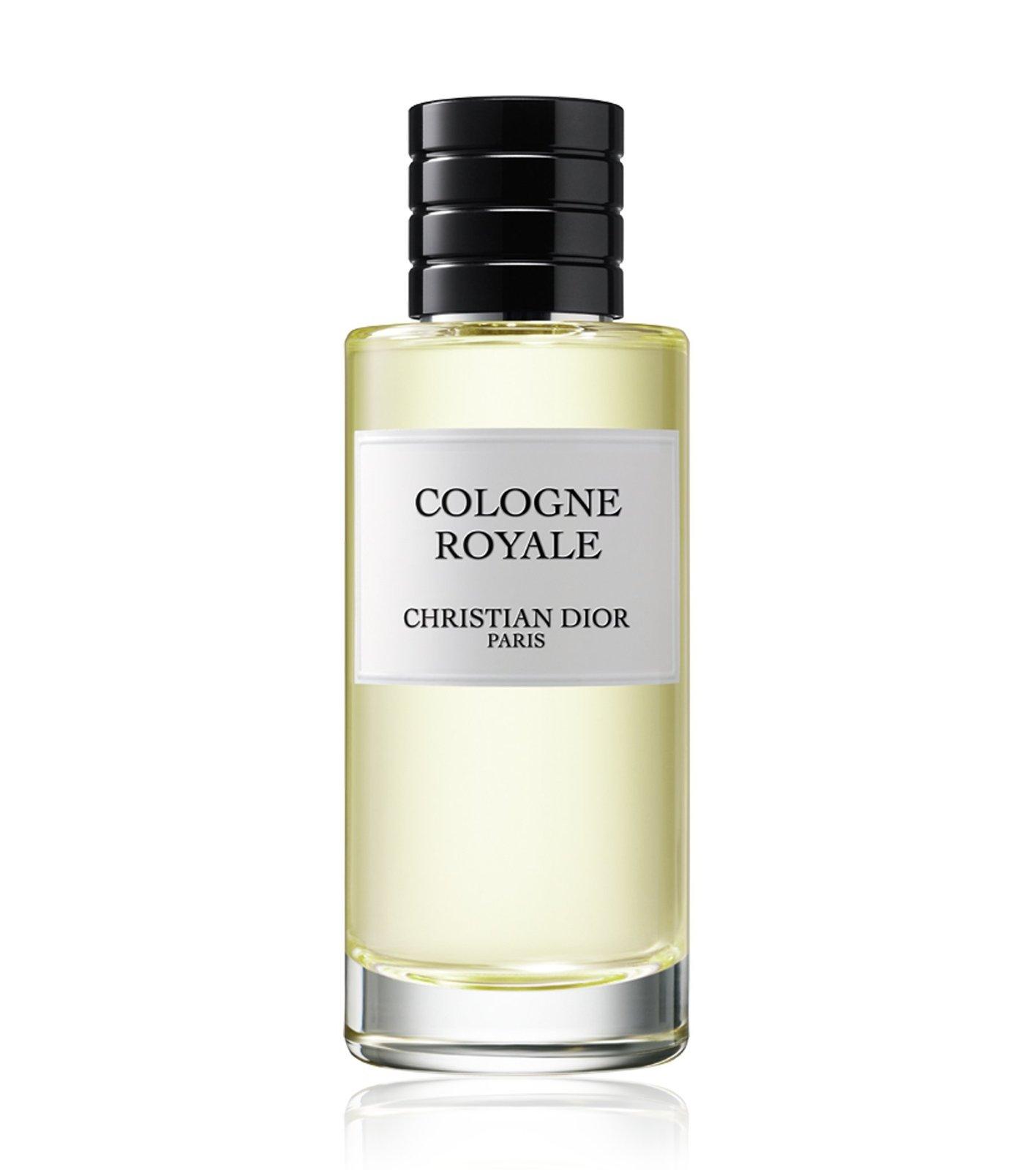 COLOGNE ROYALE by DIOR 10ml Travel Spray LEMON MANDARIN MUSK NEROLI Perfume