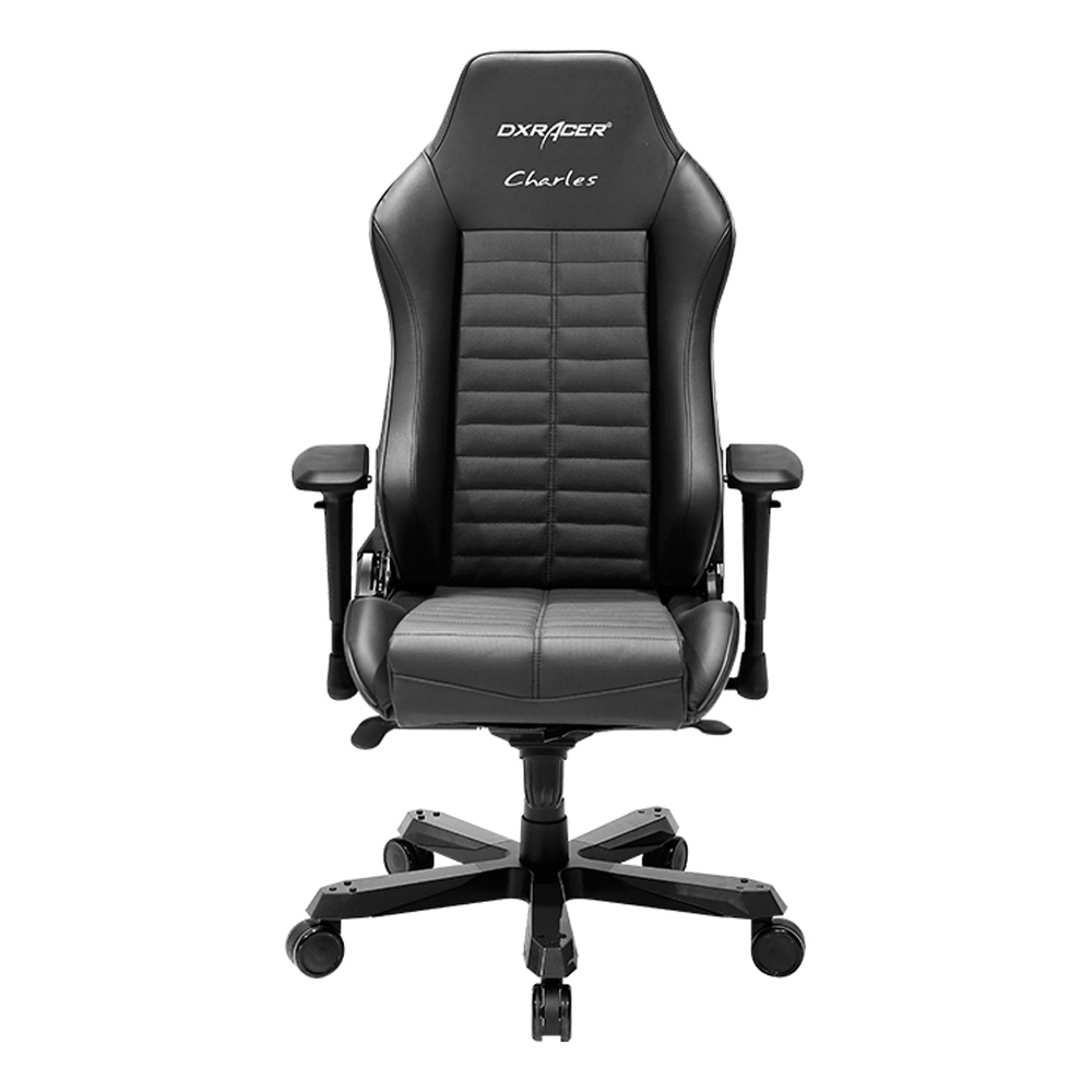DXRACER IS133N-Charles gaming chair pyramat game computer chair Executive-Black