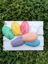 sea shell soaps. set of 7 - $5.00