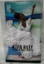 Alvin Ailey American Dance Theater Barbie NRFB African American Mattel - $225.00
