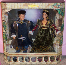 Ken and Barbie 2 pack as Romeo & Juliet 1998 by Mattel NRFB dolls - $179.99