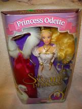 TYCO Swan Princess Odette Doll NRFB Really nice!!! Rare #3205 1994 - $139.99