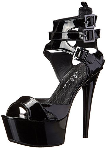 Ellie Women's Athena-609 Platform Shoes