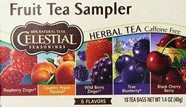 Celestial Seasoning Fruit Tea Sampler 18 bags (... - $13.74