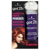 Schwarzkopf got2b Powder'ful Vol Style Powder 10g - $12.62