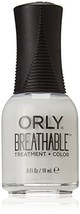 Orly Breathable Nail Color, Power Packed, 0.6 Fluid Ounce - $6.97