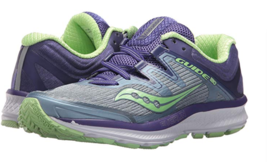 Saucony Guide ISO Size US 5 M (B) EU 35.5 Women's Running Shoes Purple S10415-1