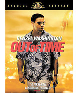 Out of Time Denzel Washington Sanaa Lathan Eva Mendes Dean Cain John Bi DVD - $18.80