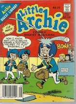 Little Archie Comics Digest Magazine No. 25 July 1987 - $3.99