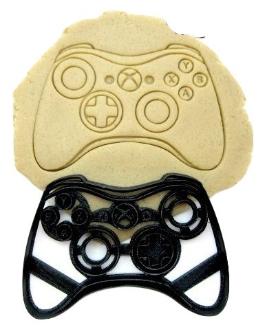 Xbox 360 Controller Cookie Cutter for sale  USA