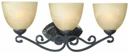 Thomas Lighting 190030722 Melody Bath Light, Sable Bronze - $59.00