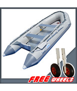 BRIS 14.1ft Inflatable Boat Rescue & Dive Inflatable Power Boat Raft - $1,469.00
