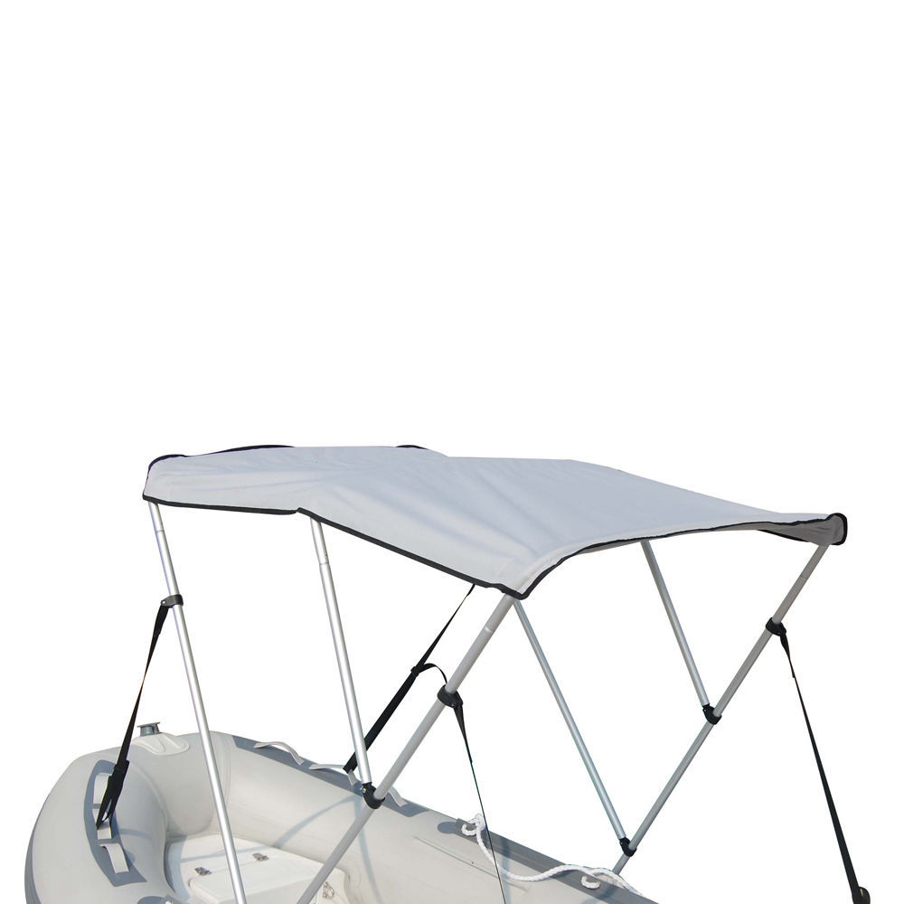 Portable Boat Covers : Portable bimini top cover canopy for length ft