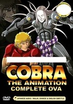Cobra The Animation : Complete Ova