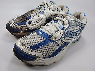 Saucony Omni 7 Women's Running Shoes Sz US 6.5 M (B) EU 37.5 White 10018-1